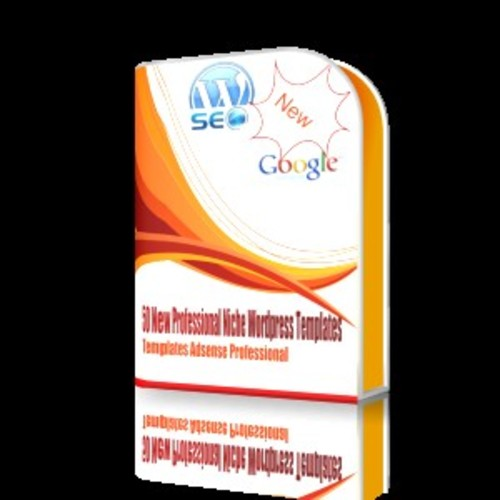 Product picture *New*!50 Templates for Adsense ready Wordpress MRR professio