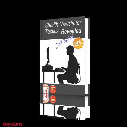 Product picture *NEW!* Stealth Newsletter Tactics Revealed With MRR